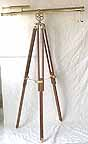 Harbormaster Double Telescope 40  Long  on 60  Stand